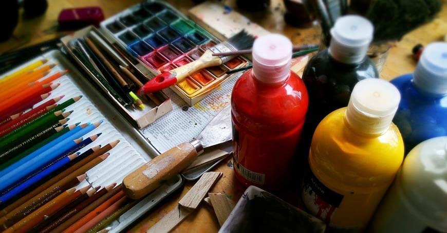 slikanje umetnost