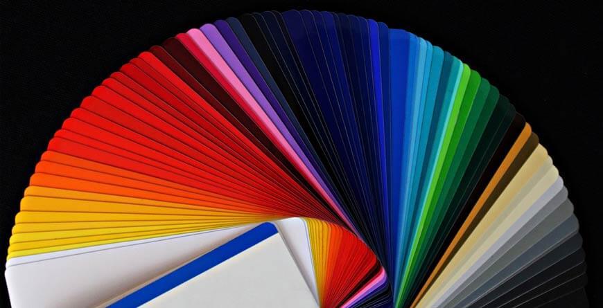 crtanje i slikanje harmonija boja