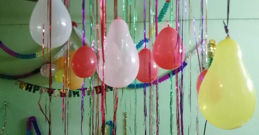 baloni rodjendan