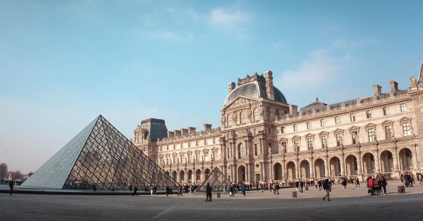 Muzej Luvr u Parizu