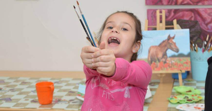 Poklonite detetu najvažniji poklon – kreativnost