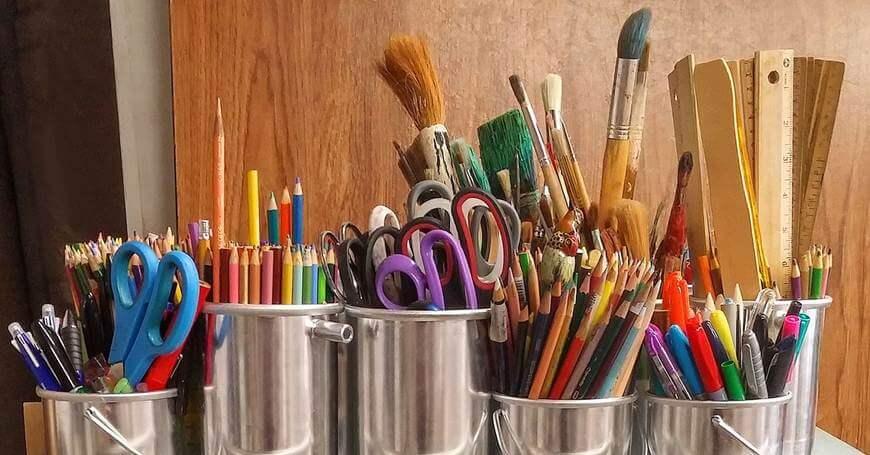 8 trikova za čuvanje umetničkih drangulija