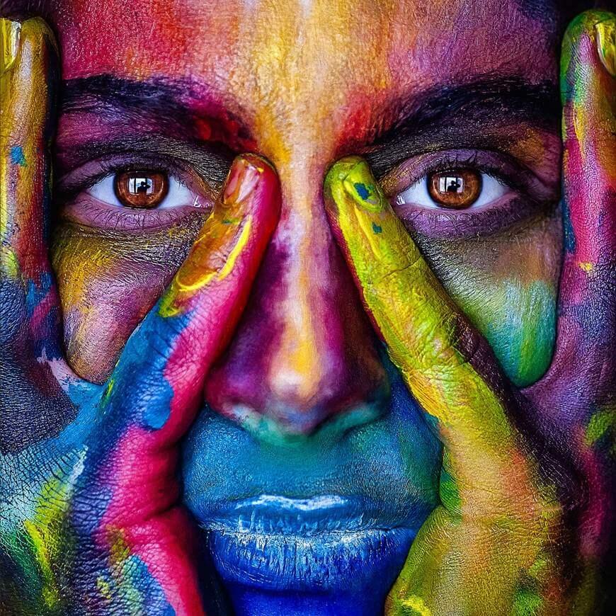 Slikanje na licu: umetnička dela koja ostavljaju bez daha