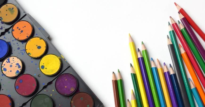 Sličnosti i razlike između slikanja i crtanja