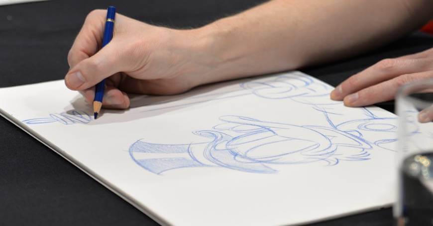 Crtanje stripova kao posebna vrsta umetnosti