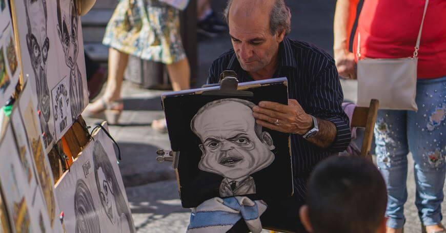 Karikatura – crtež koji govori više od 1000 reči