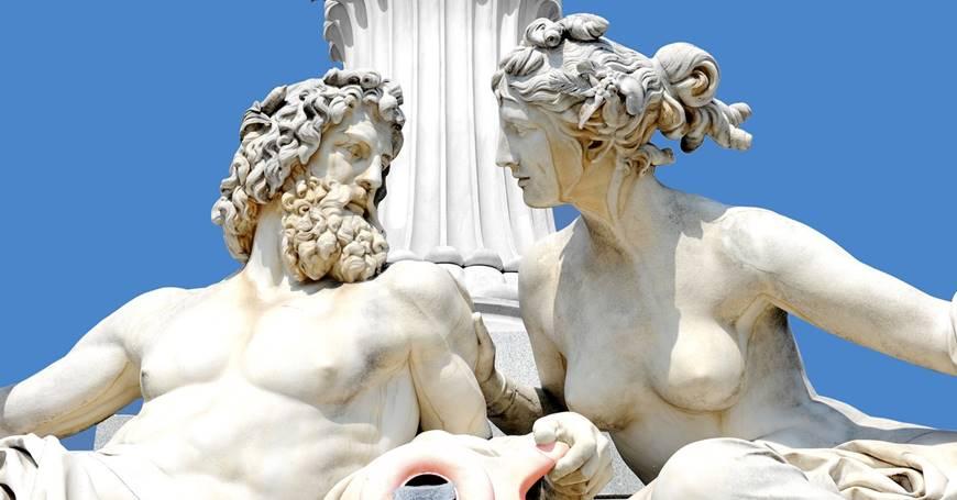 Vajarstvo stare Grčke kao ideal u umetnosti