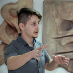 Stefan Stankovic Peric kurs vajarstva