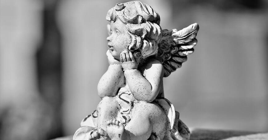 Skulptura andjela