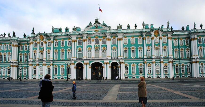 Ermitaz u Rusiji