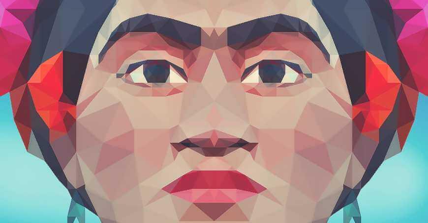 Lik Fride Kahlo
