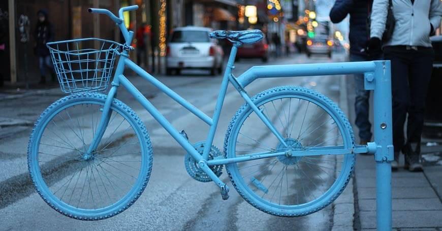 monohromatski bicikl