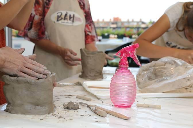 Pravljenje predmeta od gline