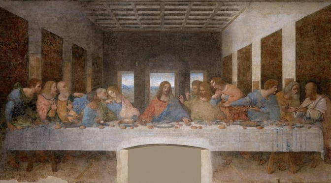 Leonardo da Vinči – najpoznatija dela renesansnog genija
