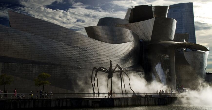 Gugenhajm muzej – jedinstven spoj arhitekture i umetnosti