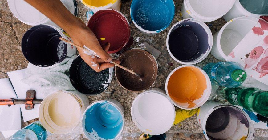 kofice sa bojama za slikanje
