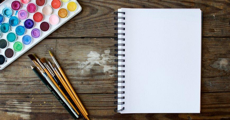 Evo kako iskoristiti kućne predmete kao inspiraciju u slikarstvu
