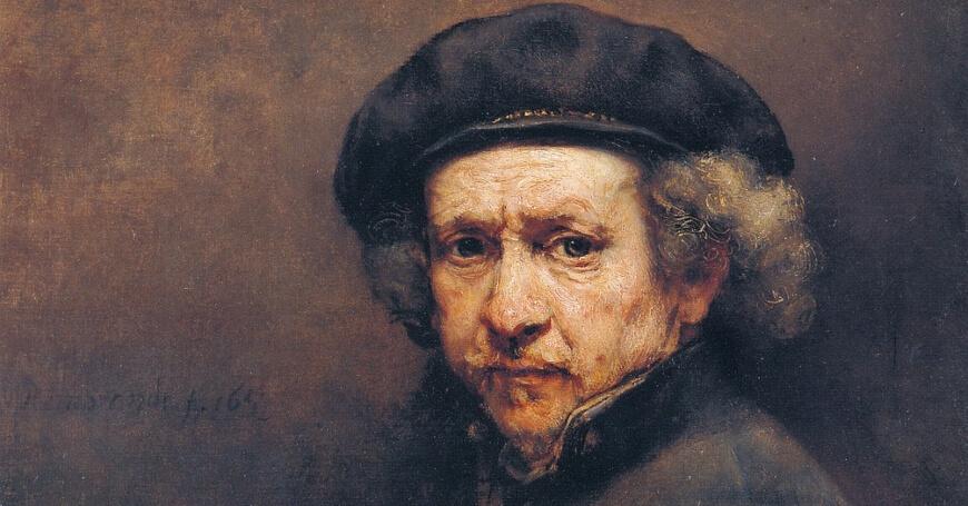 Autoportret – unikatno ogledalo umetnika