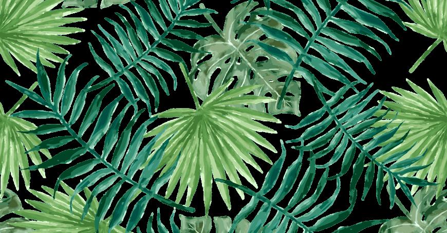 Akvarel motivi botanike