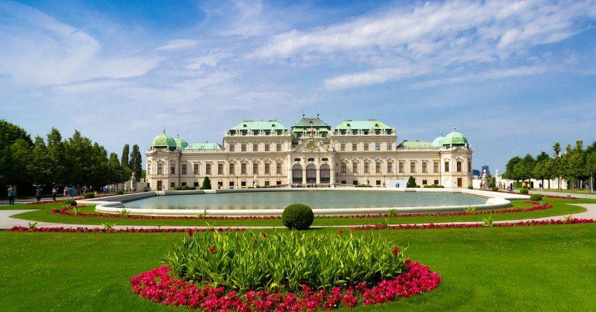 Belvedere muzej – raskošni simbol austrijske prestonice