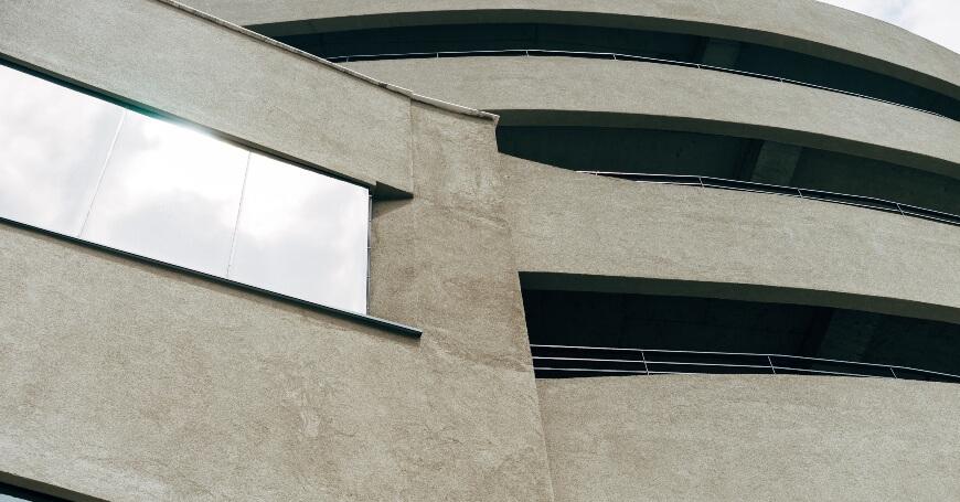 Jugoslovenski spomenici arhitekture – brutalizam u arhitekturi