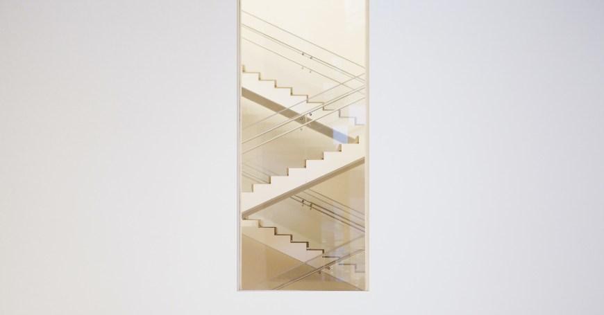 Stepenice u Moma muzeju
