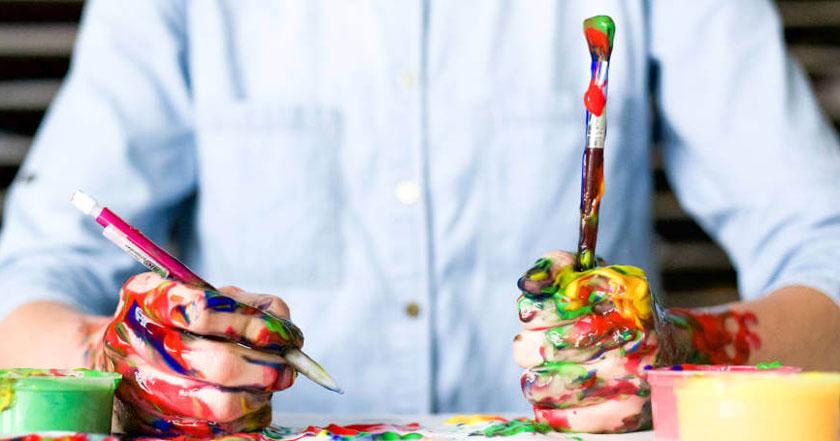 Kako je oslikavanje tekstila postala aktivnost namenjena svima