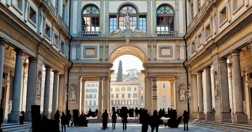 Galerija Ufici u Firenci – dom najznačajnijih umetničkih slika na svetu